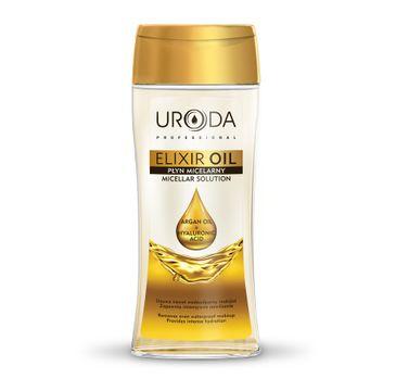 Uroda Elixir Oil Płyn micelarny do demakijażu twarzy łagodzące i kojące 200 ml
