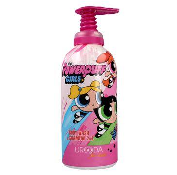 Uroda for Kids żel pod prysznic dla dzieci The Powerpuff Girls 1000 ml