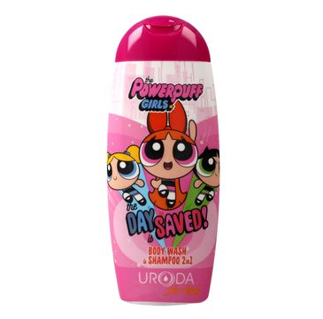 Uroda for Kids żel pod prysznic dla dzieci The Powerpuff Girls 250 ml