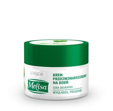 Uroda Melisa krem przeciwzmarszczkowy na dzień 50 ml