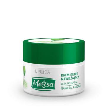 Uroda Melisa krem silnie nawilżający delikatny łagodzący 50 ml