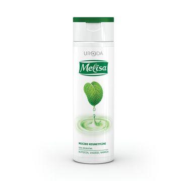 Uroda Melisa Mleczko kosmetyczne do twarzy 200 ml