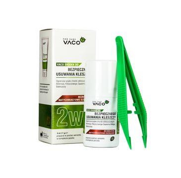 Vaco – Środek do bezpiecznego usuwania kleszczy 2w1 (9 ml)