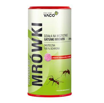 Vaco Preparat na mrówki 250g