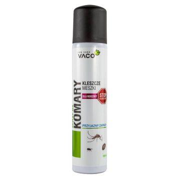 Vaco Spray na komary kleszcze i meszki 100ml