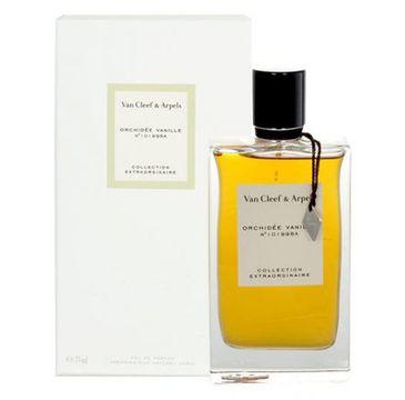 Van Cleef & Arpels Collection Extraordinaire Orchidee Vanille woda perfumowana spray 75 ml