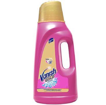 Vanish Gold Pink płyn do odplamiania tkanin 1,8l