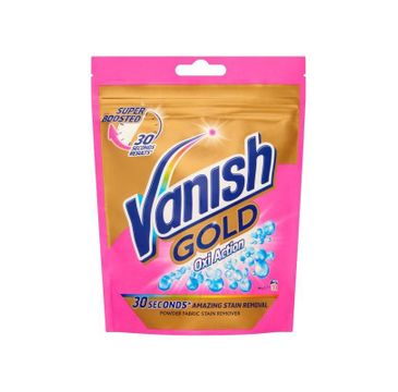 Vanish Gold Pink proszek do odplamiania tkanin 300g