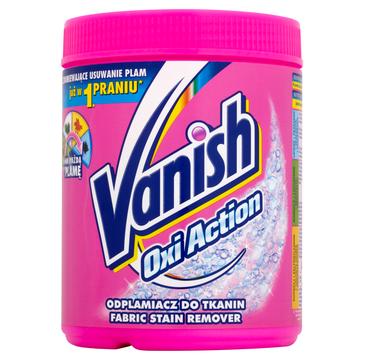 Vanish Oxi Action proszek do odplamiania tkanin 1kg
