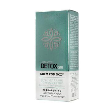 Vollare Cosmetics 鈥� Detox Q10 Krem pod oczy Wyg艂adzenie -Odm艂odzenie (15 ml)