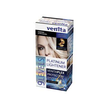 Venita 9 Leveles Platinium Lightener rozjaśniacz do włosów 9 tonów (125 ml)