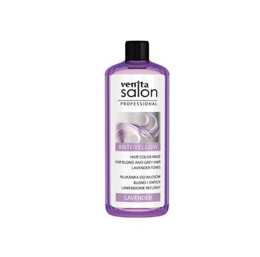 Venita Salon Professional Anti-Yellow Hair Color Rinse płukanka do włosów Lavender (200 ml)