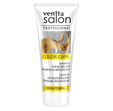 Venita Salon Professional Color Care szampon do włosów blond Brightening 200ml