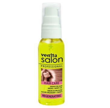 Venita Salon Professional Hair Serum regenerujący olejek do włosów Argan & Buriti Oil 50ml