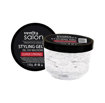 Venita Salon Professional Styling Gel żel do włosów Super Strong (150 g)