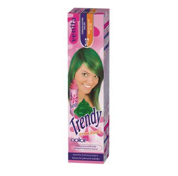 Venita Trendy Color Mousse pianka koloryzująca do włosów 37 Szmaragdowa Zieleń 75ml