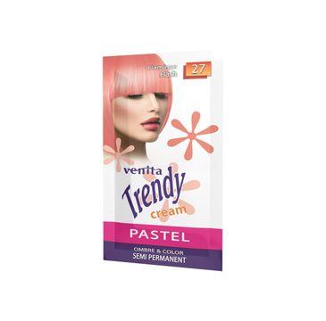 Venita Trendy Cream Ultra krem do koloryzacji włosów 27 Flamingo Flash (35 ml)