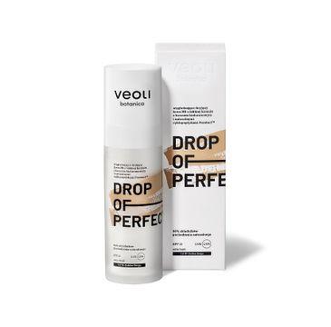 Veoli Botanica Drop Of Perfection SPF20 wygładzająco-kryjący krem BB o lekkiej formule 3.0 W-Golden Beige (30 ml)