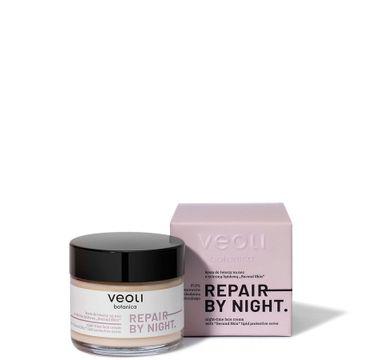 Veoli Botanica – krem do twarzy na noc z ochroną lipidową (60 ml)