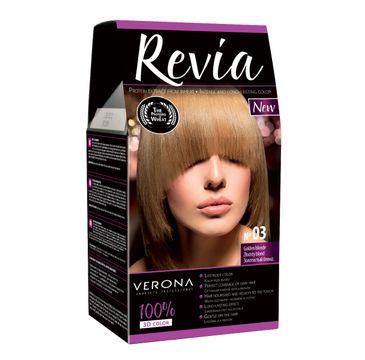 Verona farba do każdego typu włosów nr 03 złocisty blond 50 ml