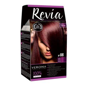 Verona farba do każdego typu włosów nr 08 wiśnia 50 ml