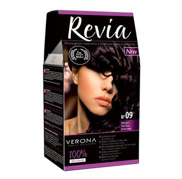 Verona Farba do każdego typu włosów nr 09 dzika śliwa 50 ml