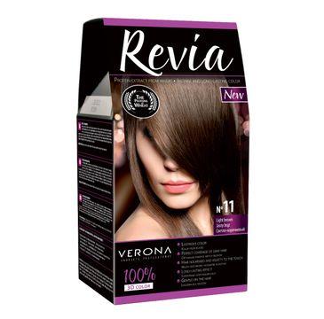 Verona farba do każdego typu włosów nr 11 jasny brąz 50 ml
