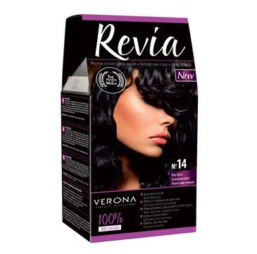 Verona farba do każdego typu włosów nr 14 granatowa czerń 50 ml