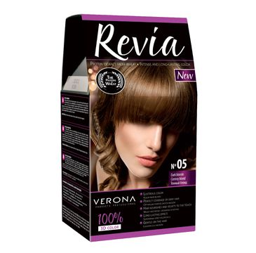 Verona farba do włosów nr 05 ciemny blond 50 ml
