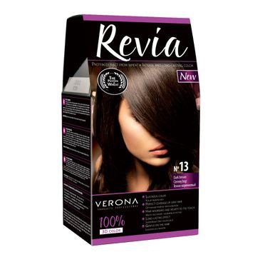 Verona farba do włosów nr 13 ciemny brąz 50 ml