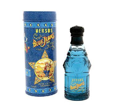 Versace Blue Jeans woda toaletowa 75 ml