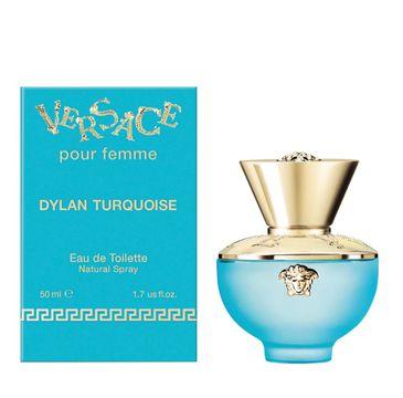Versace Dylan Turquoise Pour Femme woda toaletowa spray (50 ml)