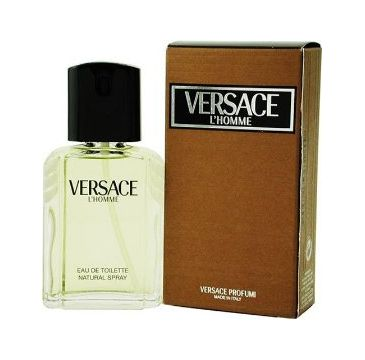 Versace L'Homme woda toaletowa spray 100ml