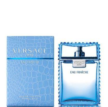 Versace Man Eau Fraiche woda toaletowa męska 50 ml