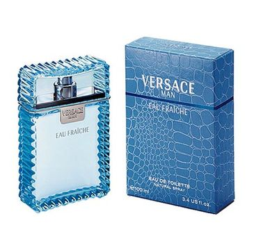 Versace Man Eau Fraiche Woda toaletowa spray 200ml