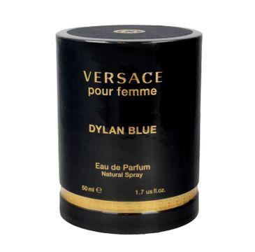 Versace Pour Femme Dylan Blue woda perfumowana spray 50ml