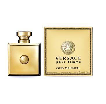 Versace Pour Femme Oud Oriental woda perfumowana spray 100ml