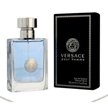 Versace Pour Homme woda toaletowa męska 50 ml