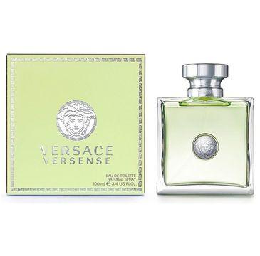 Versace Versense woda toaletowa damska spray 100 ml