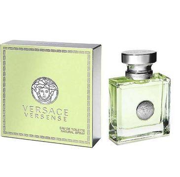 Versace Versense woda toaletowa damska spray 50 ml