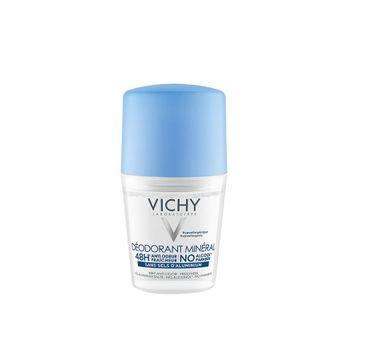 Vichy Mineral Deodorant 48H dezodorant w kulce bez soli aluminium (50 ml)