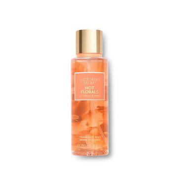 Victoria's Secret Hot Florals Orange Flower & Blonde Woods mgiełka do ciała (250 ml)