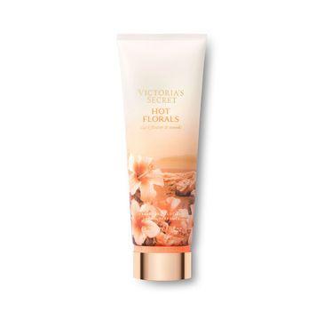 Victoria's Secret Hot Florals Orange Flower & Blonde Woods odżywczy balsam do ciała (236 ml)