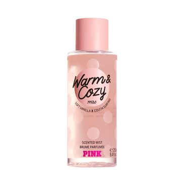 Victoria's Secret Pink Warm & Cozy mgiełka zapachowa (250 ml)