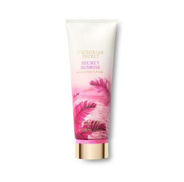 Victoria's Secret Secret Sunrise Tropical Berry & Freesia odżywczy balsam do ciała (236 ml)