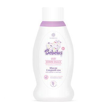 Viorica Bebelus Sweet Dreams Massage Baby Oil oliwka do masażu dla dzieci (200 ml)