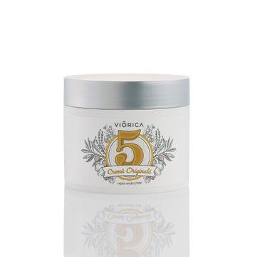 Viorica Original Supernourishing Moisturizer 5 Oils Cream superodżywczy krem nawilżający 5 olejków (200 ml)