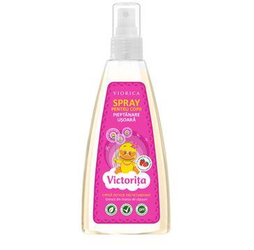 Viorica Victorita Kids spray ułatwiający rozczesywanie włosów (200 ml)