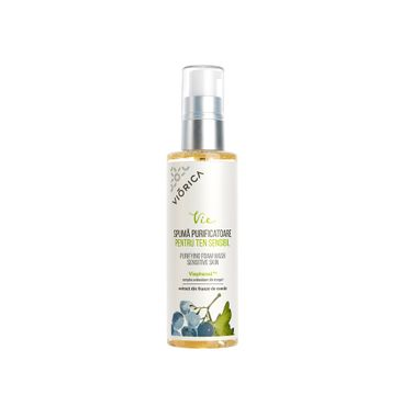 Viorica Vie Purifying Foam Wash oczyszczająca pianka do twarzy (200 ml)