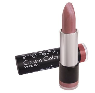 Vipera Cream Color Lipstick perłowa szminka do ust nr 28 4g